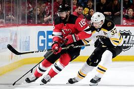 Bridgedale importance of body position while checking in hockey