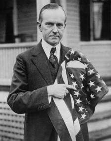 1 BA Calvin Coolidge