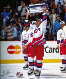 NHL Hall of Famer Chris Chelios Bridgedale Academy